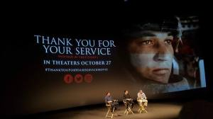 Thank You For Your Service Movie Screening & Movie Review