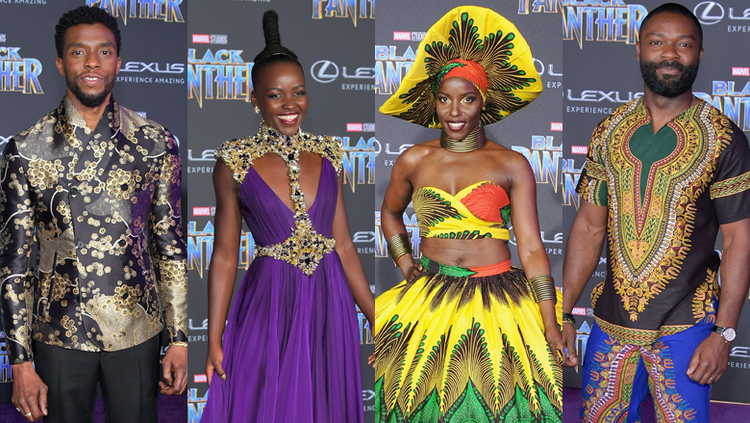 Black Panther Premiere -Welcome to Wakanda