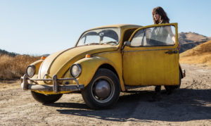 First look image for Transformers spinoff film, BUMBLEBEE-NEW MOVIES