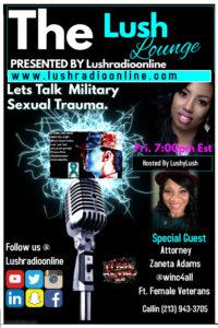MST Military sexual trauma
